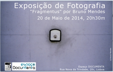 ExpoBrunoMendesDOCUMENTA