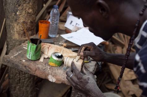 São Tomé e Príncipe, Fotografia Documental