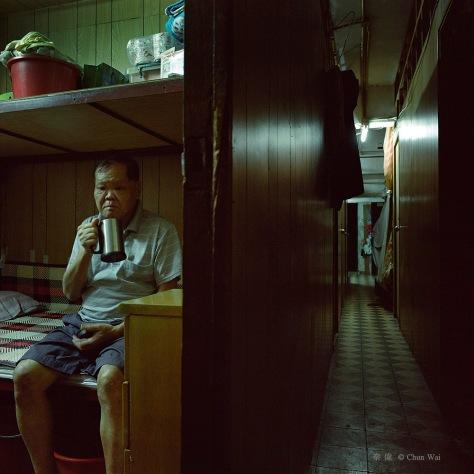 © Chun Wai (sobre a viver em espaços exíguos em Hong Kong)