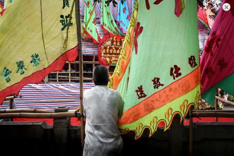 © Gonçalo Lobo Pinheiro (sobre o festival de A-Má em Macau)