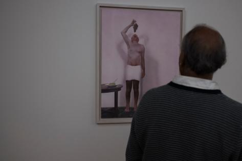 """Exposição """"The Sonnabend Collection. Meio Século de Arte Europeia e Americana. Part 1"""
