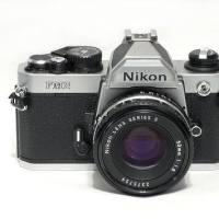 Máquinas com História, Nikon FM2