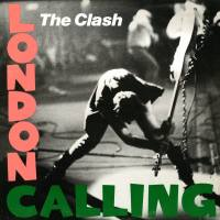 "Foto de Capa, ""London Calling"" dos The Clash"